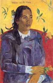 Paul Gauguin: Vahine no te tiare