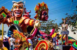 Carnaval De Barranquilla by Gary C. Tognoni / shutterstock