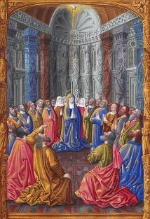 Pentecost is the feast of the Holy Spirit