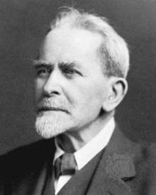 Sir James George Frazer in 1933