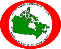 Coat of arms of the National Association of Hungarians of Canada