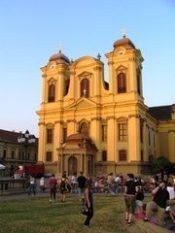 St. George's catholic Catedra, Timisoara