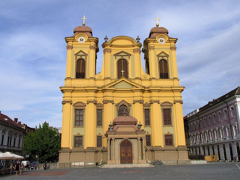 St.George Roman Catholic Dome, Timișoara