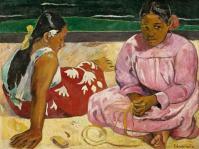 Paul Gauguin: Women in Tahiti
