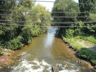 River Sebes