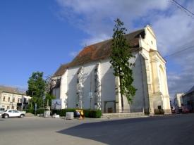 Torda Catholic Church