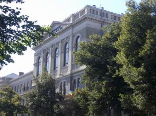 It is the central building of Babeș-Bolyai University