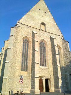 The Reformed Church on Farkas Street in Cluj-Napoca