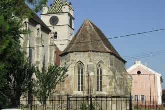 Lutheran Church of Sebes