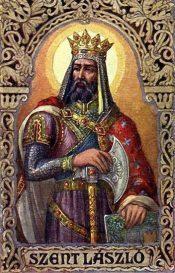 King St. Ladislaus of Hungary