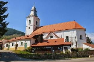 Unitarian church in Râmnicu Vâlcea