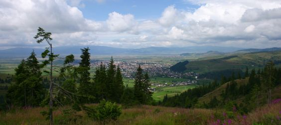 Panorama of Georgheni
