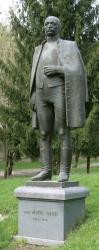 Statue of Count Imre Mikó