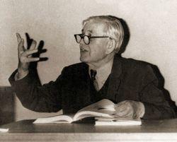 Ethnographer Sándor Bálint