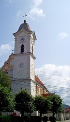 Roman Catholic Church of Gheorgheni