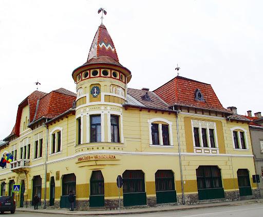 Gheorgheni Town Hall