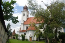 Armenian church in Gheorgheni