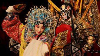 Peking Opera Show in Beijing