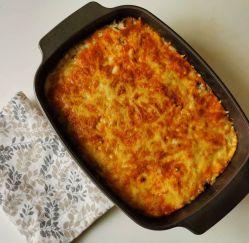 casserole with cauliflower