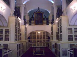 The Teleki library in Târgu Mureş