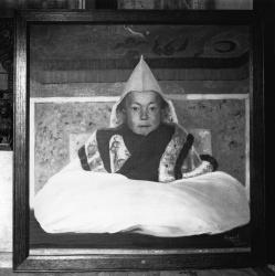 The child is Tenzin Gyatso