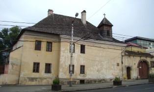 Jesuit monastery in Cluj
