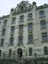 The Tamási Áron Lyceum in Odorheiu Secuiesc