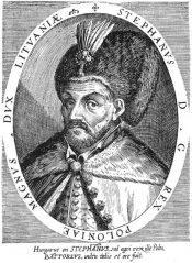 István Báthory, Prince of Transylvania