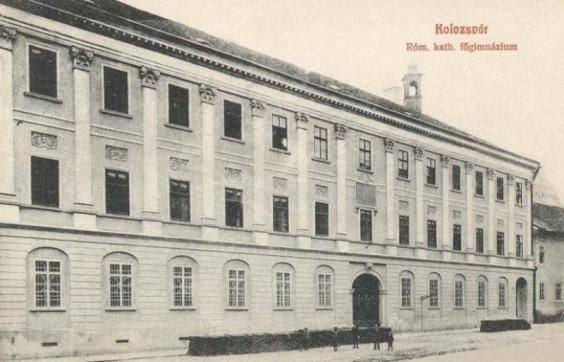 István Báthory Theoretical High School