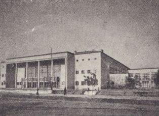 Miklós Horthy National Sports Hall Small Hall