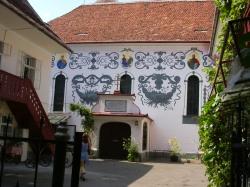 Greek church in Brasov