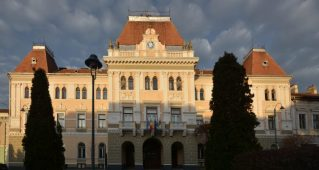 Odorheiu Secuiesc Town Hall