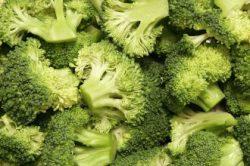 Broccoli bunches
