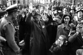 The second major wave of deportations in 1944