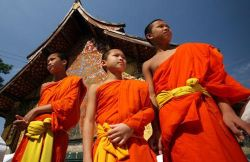 Wear a Buddhist