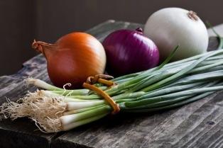 Wonderful world of onions - without medicine