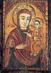 The original image of Máriapócs