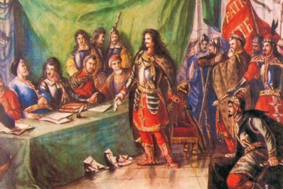 Early modern Hungarian society - the prime ones