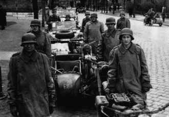 On March 19, 1944, the Germans occupied Hungary Source: Bundesarchiv