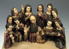 Father God with singing and musical angels (1510-20)